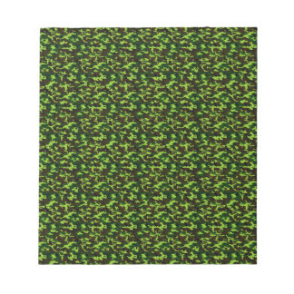 Camouflage Elite (army jungle green) ~ Notepad
