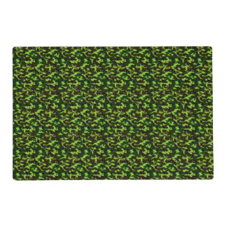 Camouflage Elite (army jungle green) ~ Placemat