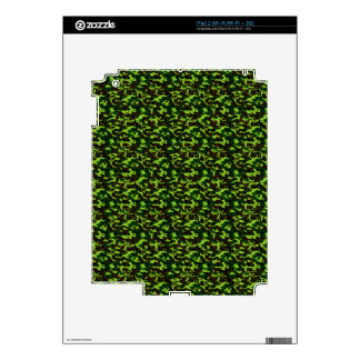 Camouflage Elite (army jungle green) ~ Skins For iPad 2