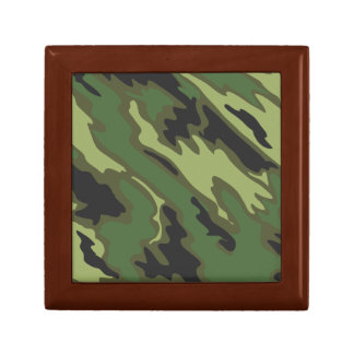 Camouflage Gift Box