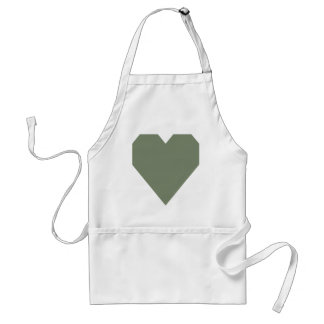 Camouflage Green.png Adult Apron