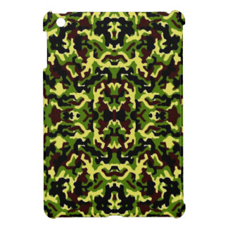 Camouflage in the Third! (jungle green) ~ iPad Mini Cases