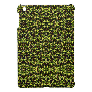 Camouflage in the Third! (jungle green) ~ iPad Mini Covers