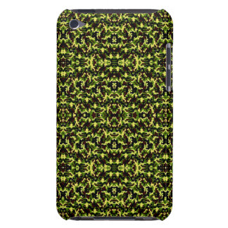 Camouflage in the Third! (jungle green) ~ iPod Touch Case