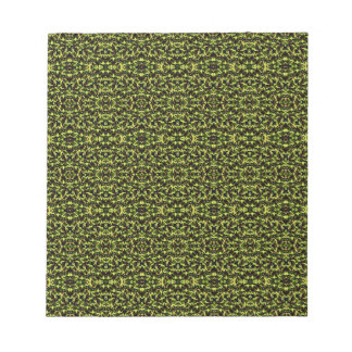 Camouflage in the Third! (jungle green) ~ Notepad