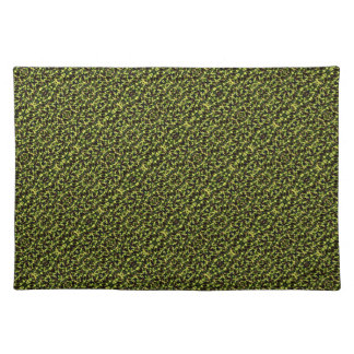 Camouflage in the Third! (jungle green) ~ Placemat