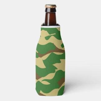 Camouflage Insulated Bottle Cooler/Koosie Bottle Cooler