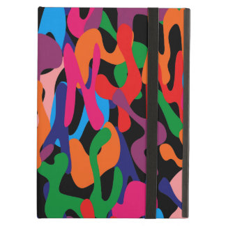 Camouflage iPad Air Cover