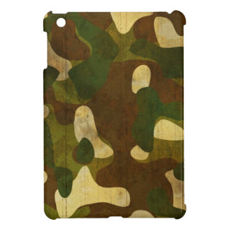 Camouflage Cover For The iPad Mini