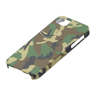 Camouflage iPhone 5 Case-Mate Barely There™ iPhone SE/5/5s Case