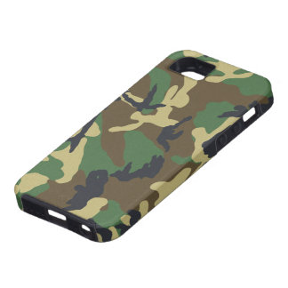 Camouflage iPhone 5 Case-Mate Tough™ iPhone SE/5/5s Case
