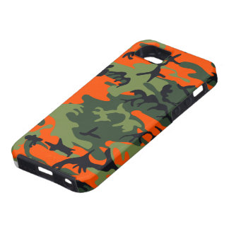 Camouflage iPhone 5 iPhone SE/5/5s Case