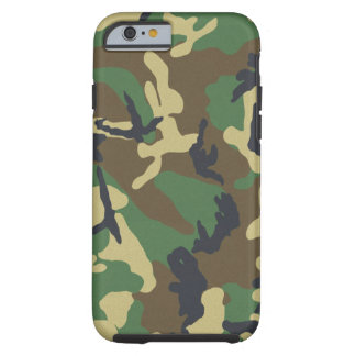 Camouflage iPhone 6 Tough™ Tough iPhone 6 Case