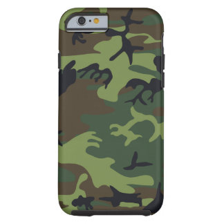Camouflage iPhone 6 Vibe Case Tough iPhone 6 Case