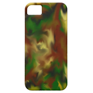 Camouflage iPhone SE/5/5s Case