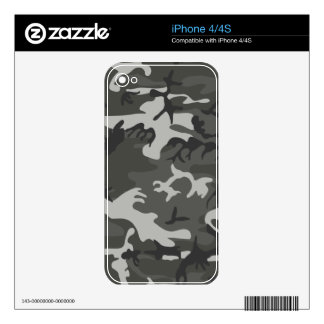 Camouflage iPhone skin ! iPhone 4 Decal