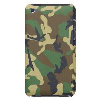 Camouflage iPod Touch Case-Mate Barely There™ Barely There iPod Cover