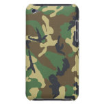 Camouflage iPod Touch Case-Mate Barely There™ iPod Touch Cover