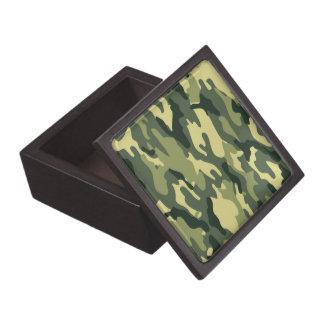 Camouflage  Jewelry Box