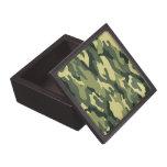 Camouflage  Jewelry Box Premium Jewelry Box