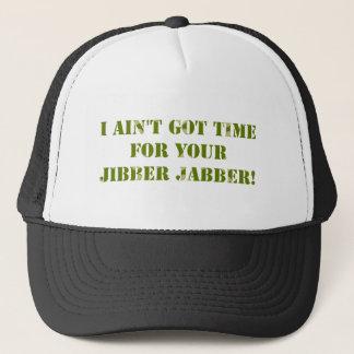 Camouflage Jibber Jabber Hat