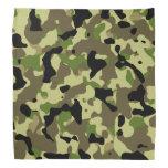 Camouflage Khaki Camo Bandana