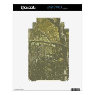 Camouflage Kindle 3 Skin