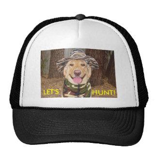 Camouflage Lab Mesh Hat