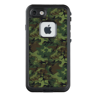 Camouflage LifeProof FRĒ iPhone 7 Case
