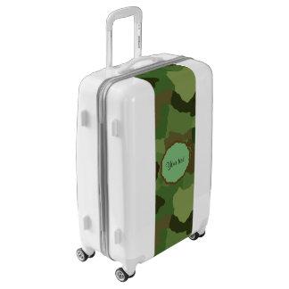 Camouflage Luggage
