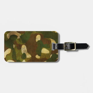 Camouflage Tag For Luggage