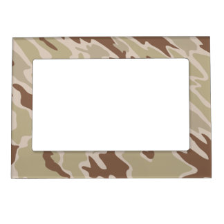 Camouflage Magnetic Picture Frame