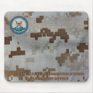 camouflage_marine_desert_06, dscmo_seal_4x4, De... Mouse Pad
