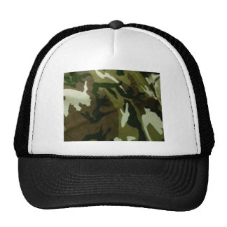 Camouflage Mesh Hat