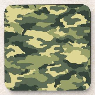 Camouflage Military Hunter Coaster