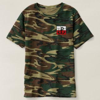"""Camouflage Military Shirt """"POLSKA WALCZĄCA"""""""