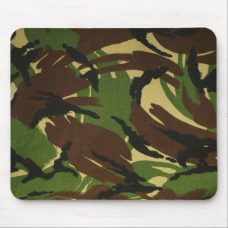 Camouflage Mouse Mat Mousepad