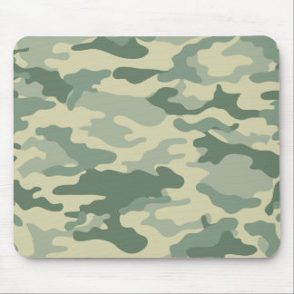 Camouflage Mouse Pad
