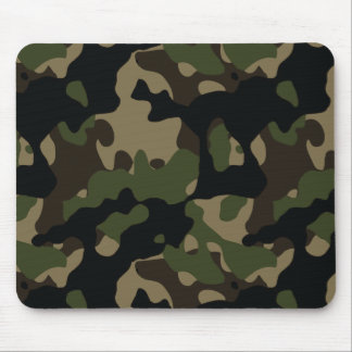 Camouflage mouse pad - non ID tag