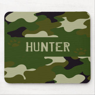 Camouflage Mouse Pads