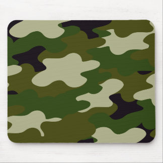 Camouflage Mousepads