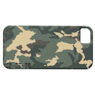 Camouflage Muster iPhone 5 Case
