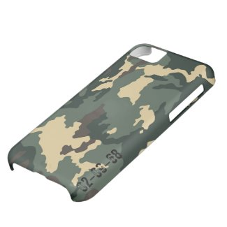 Camouflage Muster Case For iPhone 5C