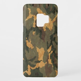 Camouflage Muster Case-Mate Samsung Galaxy S9 Case