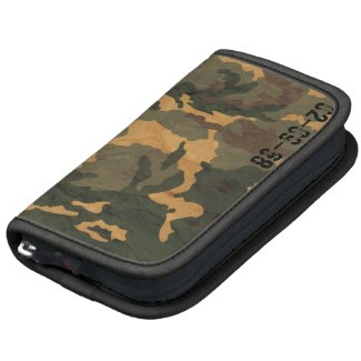 Camouflage Muster Organizers