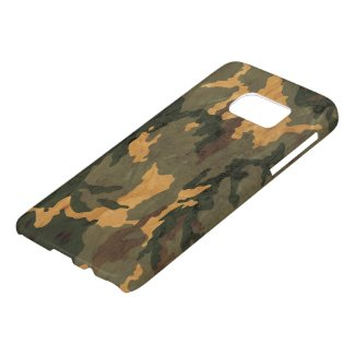 Camouflage Muster Samsung Galaxy S7 Case
