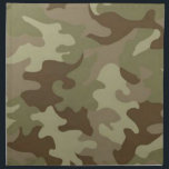 "Camouflage Napkins<br><div class=""desc"">Add elegance to your dining setting, whether you are throwing a big party at your home or just having an informal get together add an extra touch of class to your event. Although table napkins are used for a very practical purpose- for wiping mouth during meals- they also serve as...</div>"