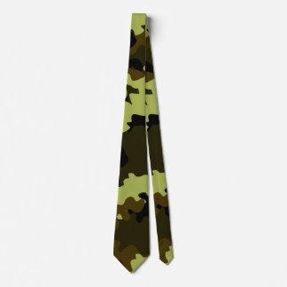 Camouflage Neck Tie