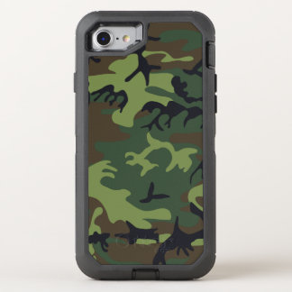 Camouflage OtterBox Defender iPhone 7 Case