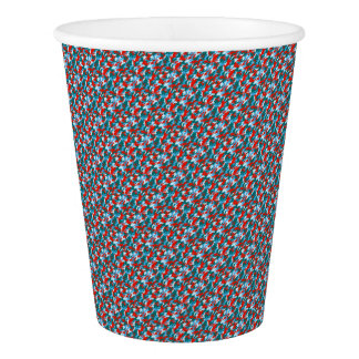 Camouflage Paper Cup